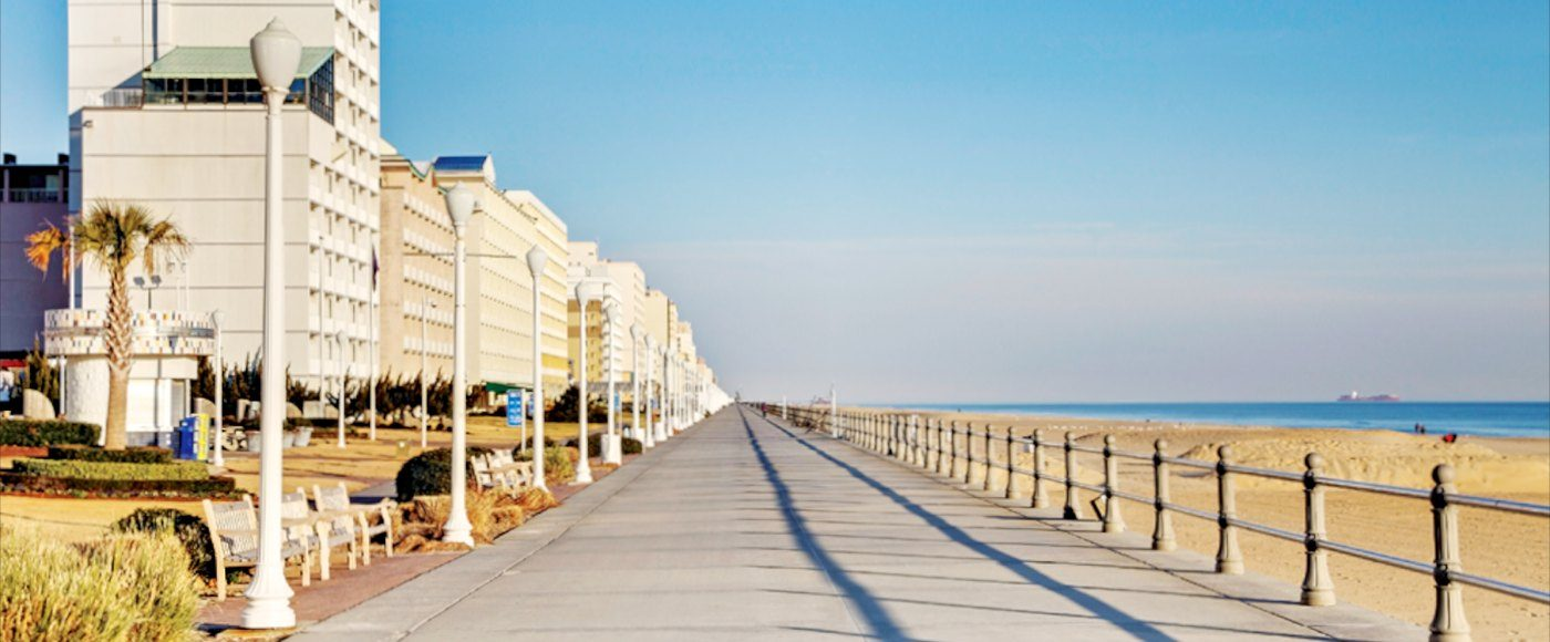 Boardwalk on the Beach